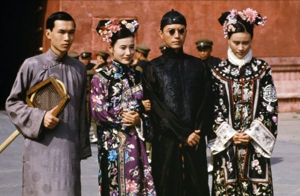 Mostly Movies: The Last Emperor Movie Review: 25 Years Ago