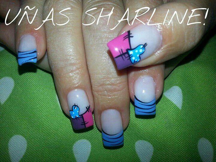 Uñas Sharline