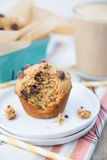 Chocolate Chip Coffee Muffins | chocolate & Whole Wheat Chocolate Chip ...