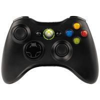 Microsoft Wireless Controller for PC and Xbox 360 http://www.excluzy.com/microsoft-wireless-controller-for-xbox-360-pc.html