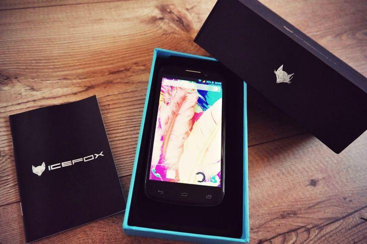 Ein neues Smartphone im Atomlabor, diesmal ist es einIceFox™ X2.