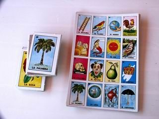 Juguetes Mexicanos - Lotería