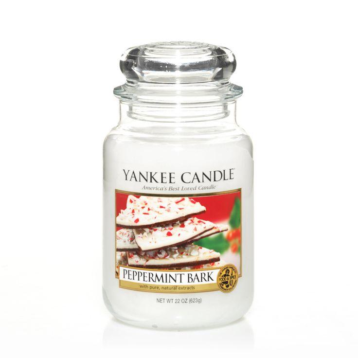 Yankee Candle - Peppermint Bark #YankeeCandle #MyRelaxingRituals