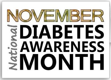 November is National Diabetes Month. Does anyone find it interesting that it falls on the day after the candy holiday?? 86 million Americans have prediabetes and are at risk for developing type 2 diabetes. And the American Diabetes Association estimates that the total national cost of diagnosed diabetes in the United States is $245 billion. Wow!!!! I have seen countless people who have struggled with their blood sugars be able to finally achieve optimal sugar levels. Wow