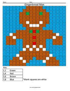 Gingerbread Man- Holiday Division