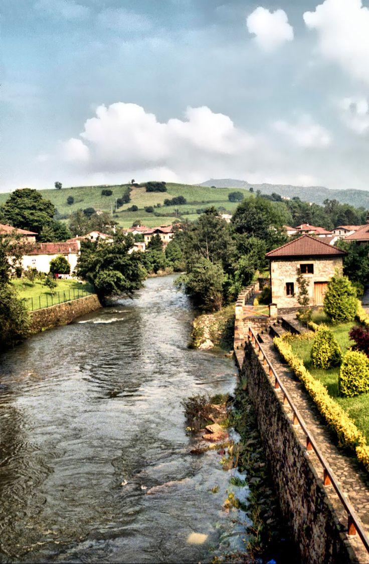 Liérganes, Cantabria, Spain