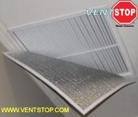 22 X22 Insulated Non Magnetic Ac Vent Cover Vent Covers Ac Vent Whole House Fan
