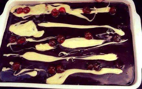 Σοκολατόπιτα φανταστική, από την Χριστίνα Γιοβανούδη!  