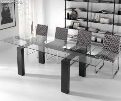 Resultado de imagen para mesa de comedor de vidrio   Casa en 2019 ...