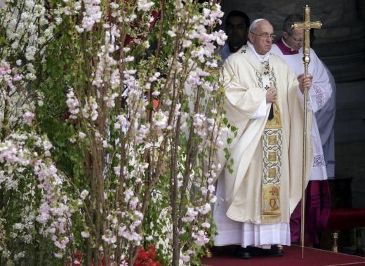 Ferenc pápa átteszi a húsvétot - http://hjb.hu/ferenc-papa-atteszi-a-husvetot.html/
