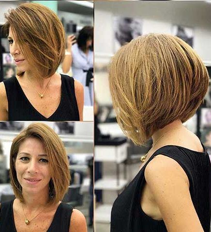55 classy short haircuts for women 2020 a woman who has