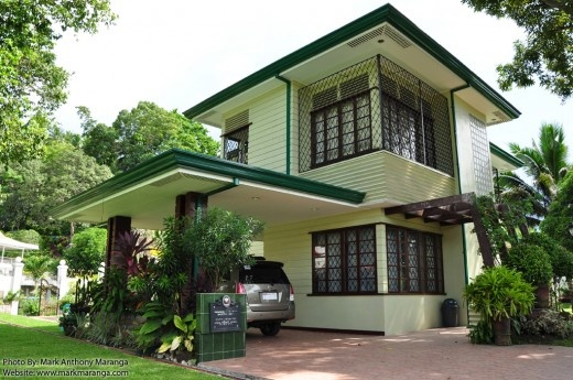 The Macaraeg-Macapagal Ancestral House is located 20-30 minutes away from the city center of Iligan is considered as the first house in the Philippines where two of the country's Presidents used to live --- Diosdado Macapagal, the 9th President of the Philippines and Gloria Macapagal-Arroyo, the 14th President of the Philippines. The Macaraeg - Macapagal-Ancestral House has been declared a heritage house by the National Historical Institute last August 14, 2002.