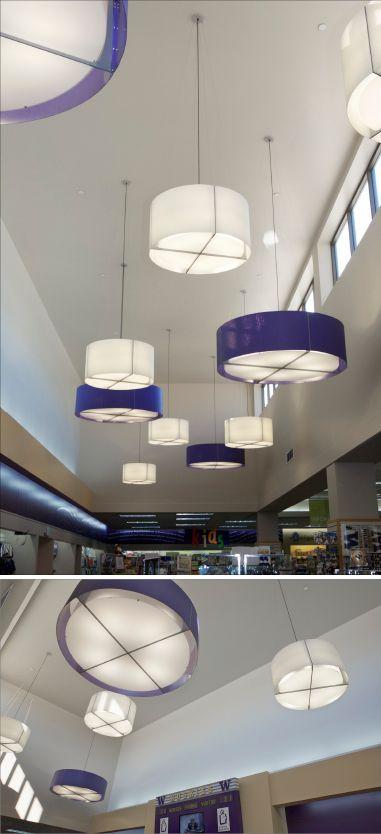 Husky Purple Pendants for The University of Washington Bookstore