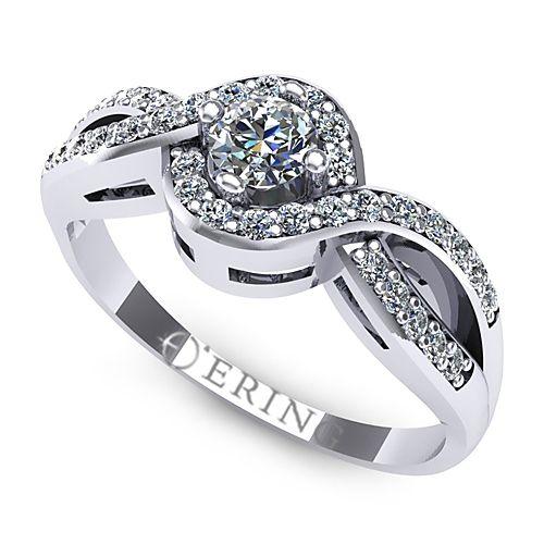 Inel logodna L59ADI cu diamante
