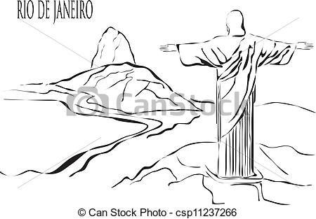 Rio de Janeiro city - csp11237266