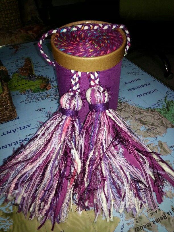 Borlas artesanales by diseños capullito de aleli