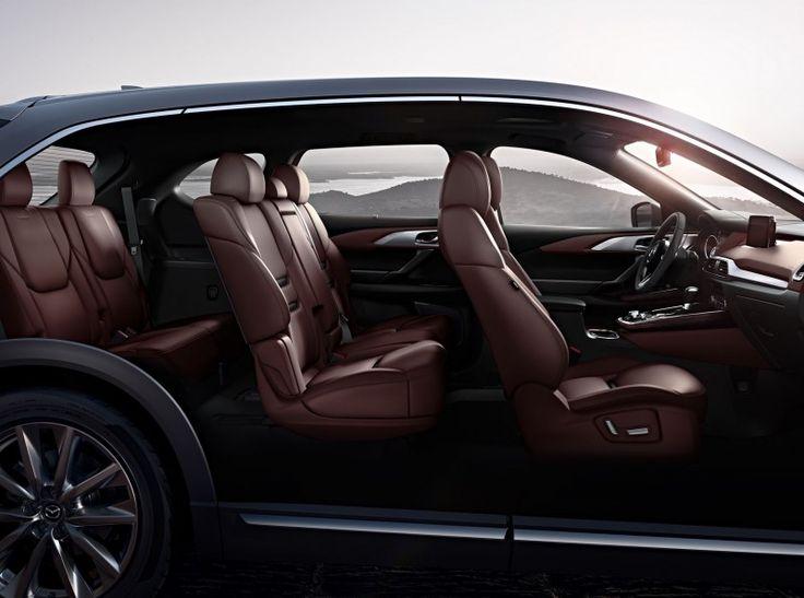 2017 Mazda CX-9 Interior 9