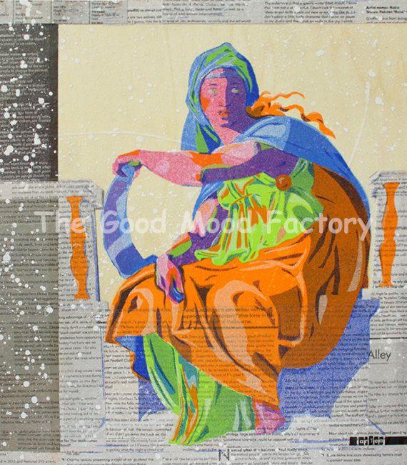 The Good Mood Factory_ Stencil Fusion_ Reinterpretation of