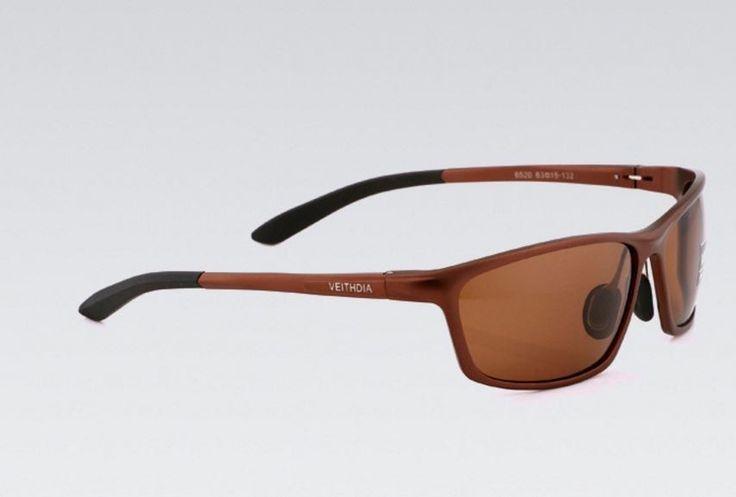Pánské značkové polarizované sportovní sluneční brýle hnědé Na tento produkt se vztahuje nejen zajímavá sleva, ale také poštovné zdarma! Využij této výhodné nabídky a ušetři na poštovném, stejně jako to udělalo již velké množství spokojených …