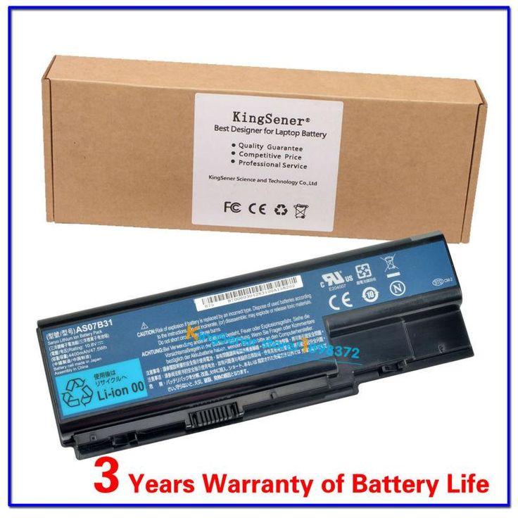 KingSener 10.8V 4400mAh laptop Battery AS07B31 For Acer Aspire 5230 5235 5310 5315 5330 5520 5530 AS07B32 AS07B41 AS07B42