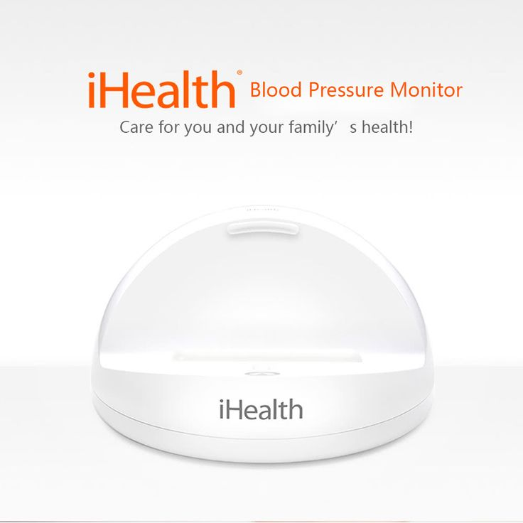Xiaomi iHealth Smart Blood Pressure Monitor Bluetooth Sales Online white - Tomtop.com