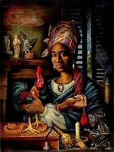 Aside from being the most famous Voodoo queen of all time, Mary Laveau was a famous hairdresser. Her clients were some of the most powerful people in New Orleans.
