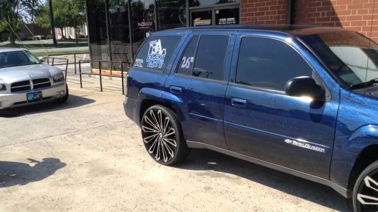 2005 Chevy Trailblazer Wheels