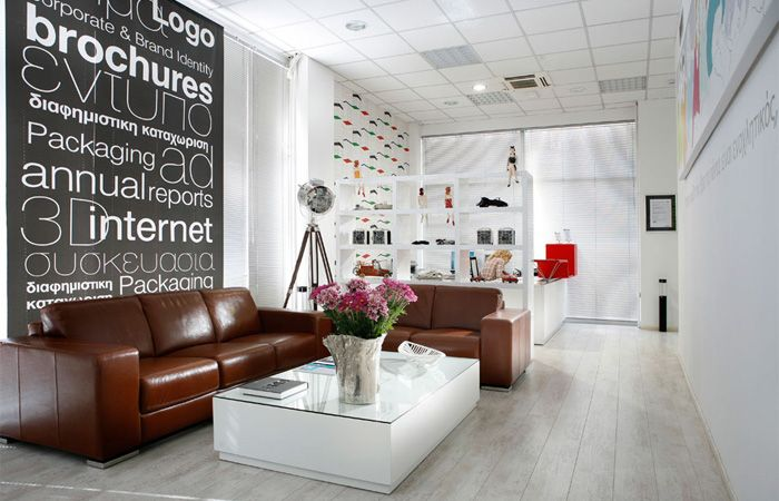 #interiordesign of a Digital agency in Athens