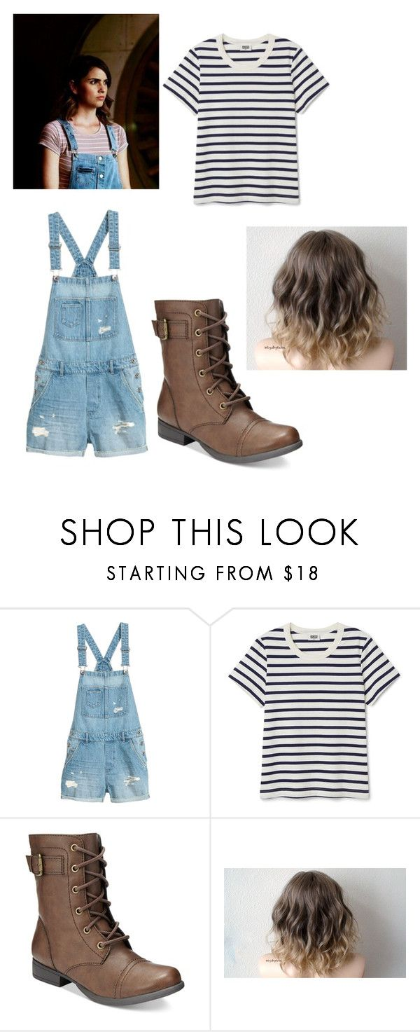 """""""Malia Tate"""" by panic-at-the-walking-dead ❤ liked on Polyvore featuring American Rag Cie"""