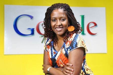 "Ory Okolloh didn't just ""put Kenya on the map as a tech innovation hub,"" she's using her position to empower future female leaders of Africa."