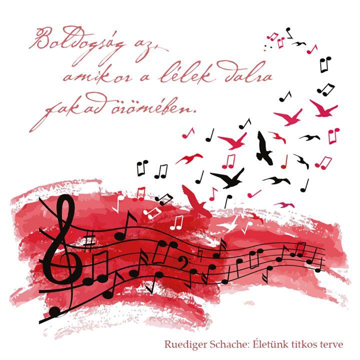 A boldogsághoz zene kell :)