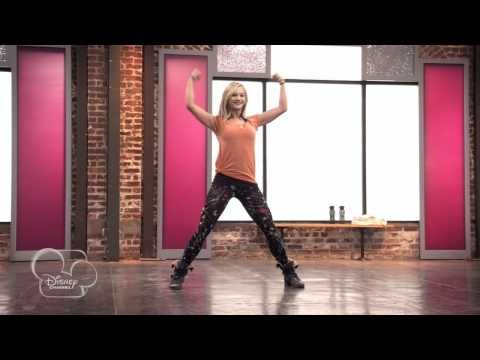 Punch and Pull - Shake it Up Dance Class!