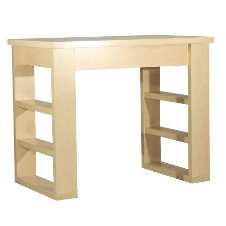 Masa birou pentru calculator, din pal melaminat de 30 mm Dimensiuni: inaltime 75 cm, lungime blat 75 cm, latime 50 cm Culori disponibile: mesteacan, cires, wenge