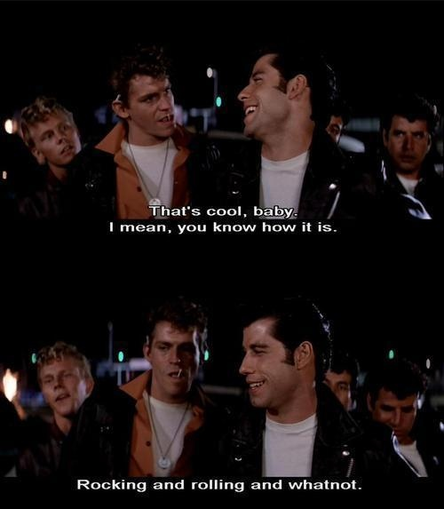 Danny Zuko Dont Make Me Laugh