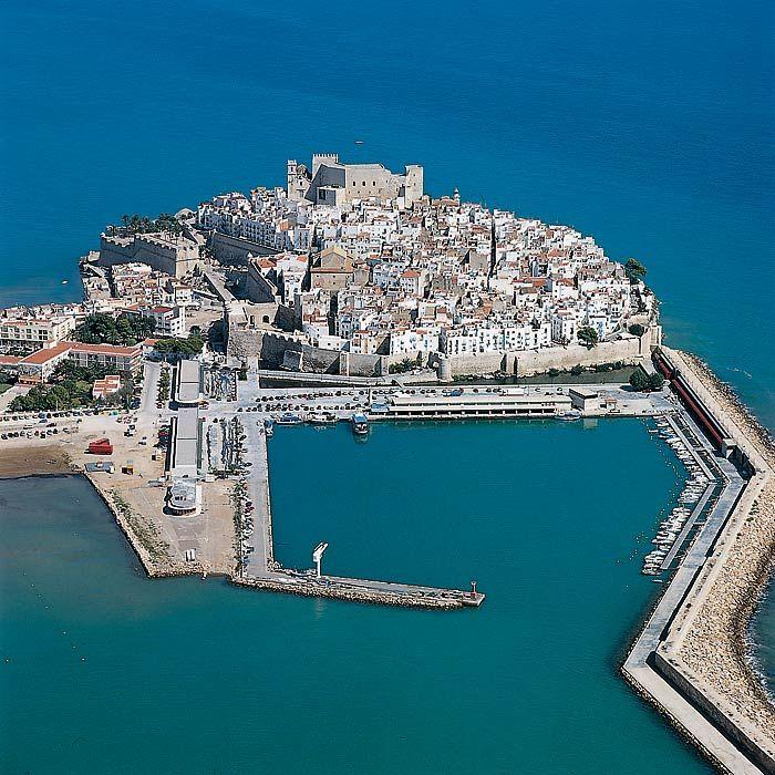 Spain - Castillo de Peñiscola, Alicante