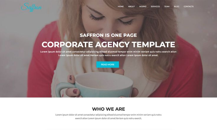 #Theme Of The 20 Dec 2017 Saffron - Corporate Agency Responsive Joomla Theme With Page Builder by Windstripe Themes https://www.designnominees.com/themes/saffron-corporate-agency-responsive-joomla-theme-with-page-builder