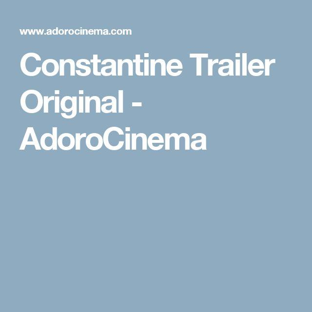 Constantine Trailer Original - AdoroCinema