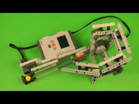 DiscoveryCAMP Mindstorms NXT - RoboCAMP e-learning platform