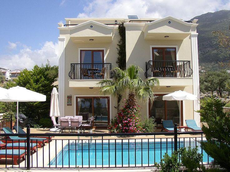 Our villa in Kalkan, best holiday so far! Really stunning