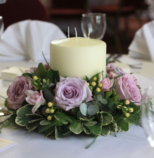 17 Best Ideas About Table Flower Arrangements On Pinterest