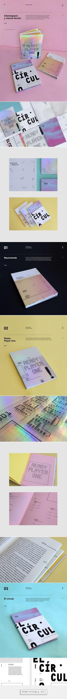 Colección de libros // Ciberespacio y ciencia ficción * on Behance