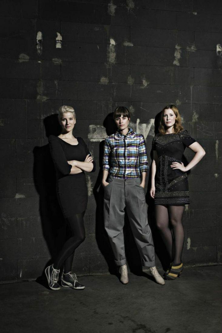 Front,Designer,Sofia Lagerkvist,Charlotte von der Lancken,Anna Lindgren,设计师