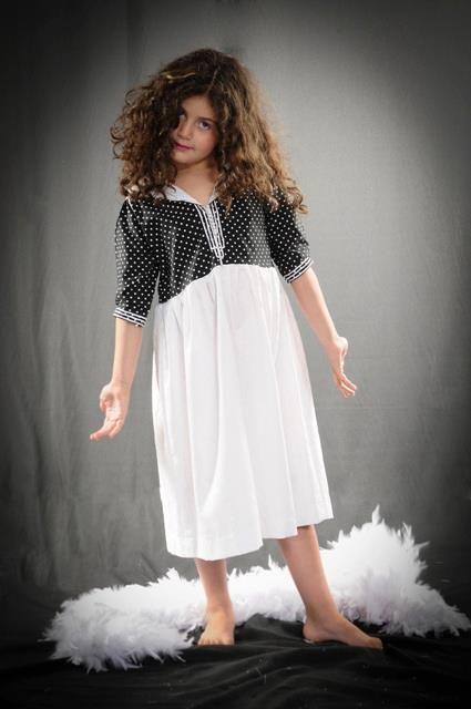 Modern moroccan djellaba pour fillettes #moroccancaftan