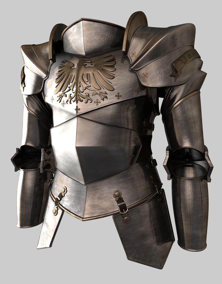 Plate Armor By 4SeasonsWinter.deviantart.com On