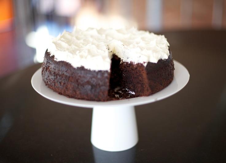 Nigella Lawson's Chocolate Guinness Cake Recipe — Dishmaps