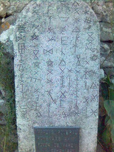 runas celtas