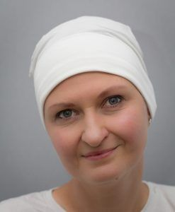 Belladonna bamboo sleep cap #turban #sleepcap #cancer #hairloss #chemo