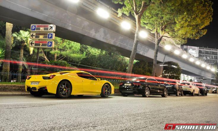 Monaco July 2012 Yellow Ferrari 458 ItaliaPhotographers, Yellow Ferrari, Monaco Cars, Ferrari 458, 2012 Yellow, 458 Italian, Monaco July, July 2012, Exotic Supercars