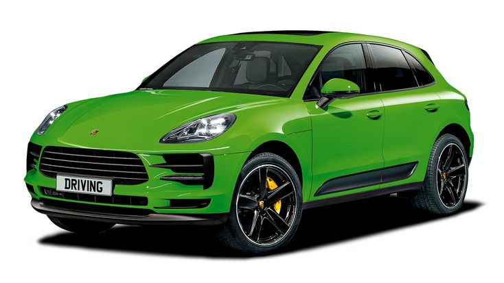 The Clarkson Review: Porsche Macan   The Sunday Times Magazine   The Sunday Time…