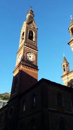 Campanile Chiesa S.Secondo,Torino